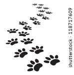 abstract,animals,art,artwork,background,bear,cartoon,cat,claw,clip,decoration,design,dog,foot,footprint