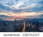 shenzhen city scenery | Shutterstock . vector #1187212117