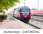 lod  israel   april 29  2014  a ... | Shutterstock . vector #1187282461