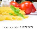 italian cooking | Shutterstock . vector #118729474