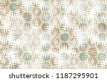 modern  abstract  ethnic highly ... | Shutterstock . vector #1187295901