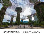 singapore   august 23  2017 ... | Shutterstock . vector #1187423647