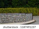 arrangement of space made with... | Shutterstock . vector #1187491237