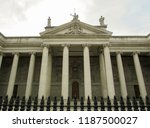 historic bank is famous for its ...   Shutterstock . vector #1187500027