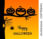 """greeting card or banner """"happy...   Shutterstock .eps vector #1187506441"""