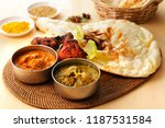 indian curry image   Shutterstock . vector #1187531584