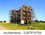 almofala  portugal   june 20 ...   Shutterstock . vector #1187574754