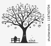Illustration Magic Tree With A...