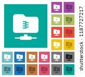 ftp compression multi colored...   Shutterstock .eps vector #1187727217