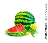 fresh  nutritious and tasty... | Shutterstock .eps vector #1187777611