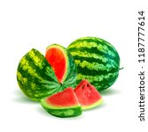 fresh  nutritious and tasty... | Shutterstock .eps vector #1187777614