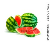 fresh  nutritious and tasty... | Shutterstock .eps vector #1187777617