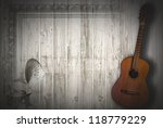 musical background | Shutterstock . vector #118779229