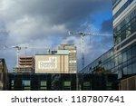 coventry  uk   september 21th ... | Shutterstock . vector #1187807641