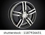 alloy wheel or rim of car   Shutterstock . vector #1187926651