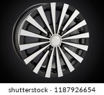 alloy wheel or rim of car   Shutterstock . vector #1187926654