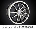 alloy wheel or rim of car   Shutterstock . vector #1187926681