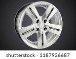 alloy wheel or rim of car   Shutterstock . vector #1187926687