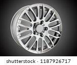 alloy wheel or rim of car   Shutterstock . vector #1187926717