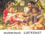 tickling time is the really...   Shutterstock . vector #1187935657