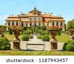 postupice  czech republic  ... | Shutterstock . vector #1187943457