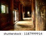 monastery at mandalay  burma | Shutterstock . vector #1187999914