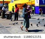 ciudad de guatemala  guatemala  ... | Shutterstock . vector #1188012151