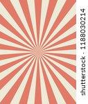 sunlight retro narrow vertical... | Shutterstock .eps vector #1188030214