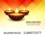 beautiful greeting card for...   Shutterstock .eps vector #1188072577
