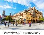 stuttgart  germany   september... | Shutterstock . vector #1188078097