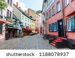 frankfurt  germany   july 09 ... | Shutterstock . vector #1188078937