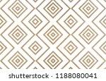 watercolor geometrical pattern... | Shutterstock . vector #1188080041