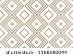 watercolor geometrical pattern... | Shutterstock . vector #1188080044
