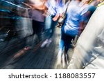 creative picture with camera... | Shutterstock . vector #1188083557