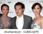 los angeles   nov 14   alicia... | Shutterstock . vector #118811695