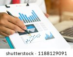 business analysts  business... | Shutterstock . vector #1188129091
