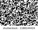 digital black color background. ... | Shutterstock .eps vector #1188144424