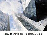 high rise buildings in la...
