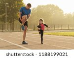 Fathe And Daughter Go In Sports....