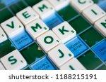 bangkok  thailand   september...   Shutterstock . vector #1188215191