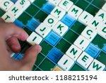 bangkok  thailand   september...   Shutterstock . vector #1188215194