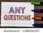 conceptual hand writing showing ... | Shutterstock . vector #1188231247