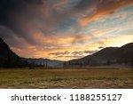 sunset near madison campground... | Shutterstock . vector #1188255127