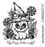 vector illustration  happy... | Shutterstock .eps vector #1188262717