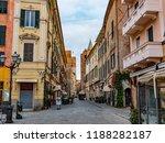 Albenga  Liguria  Italy  ...