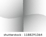 abstract halftone wave dotted... | Shutterstock .eps vector #1188291364
