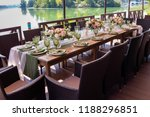 beautiful decoration set for... | Shutterstock . vector #1188296851