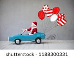 happy child playing at home.... | Shutterstock . vector #1188300331