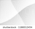 abstract halftone wave dotted... | Shutterstock .eps vector #1188312454