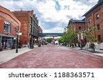 toronto  canada   august 24 ... | Shutterstock . vector #1188363571
